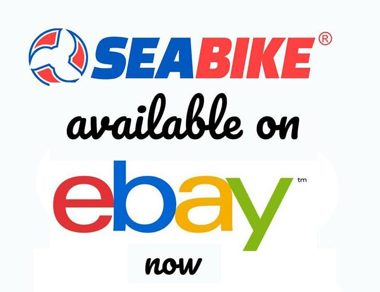 SEABIKE available on EBAY now